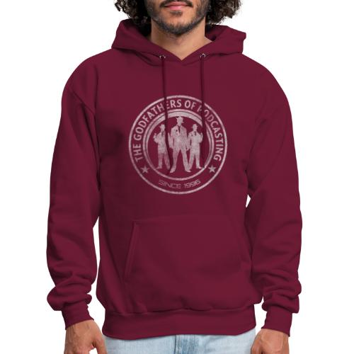 Godfathers - 2021 - Faded - White - Men's Hoodie