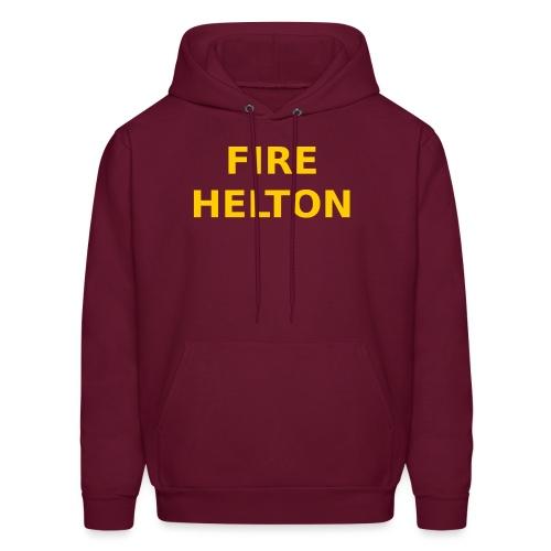 Fire Helton Shirt - Men's Hoodie