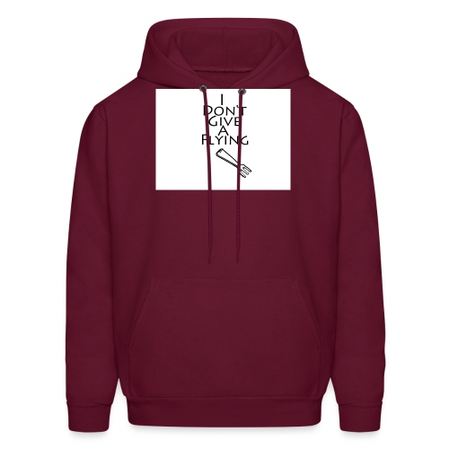 I Don't Give A Flying Fork - Men's Hoodie
