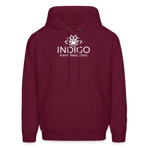 INDIGO - Men's Hoodie