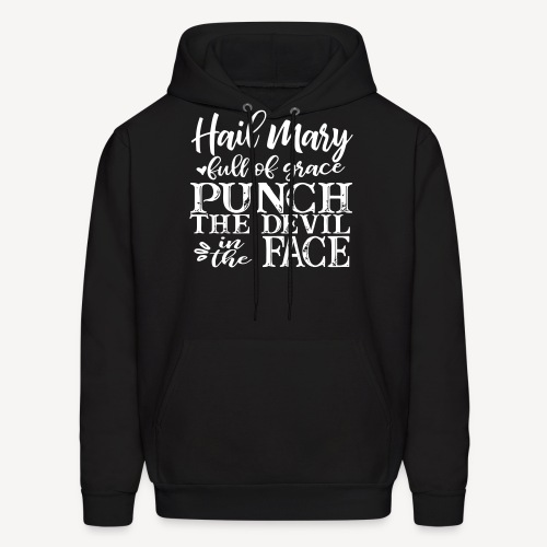 HAIL MARY FULL OF GRACE - Men's Hoodie