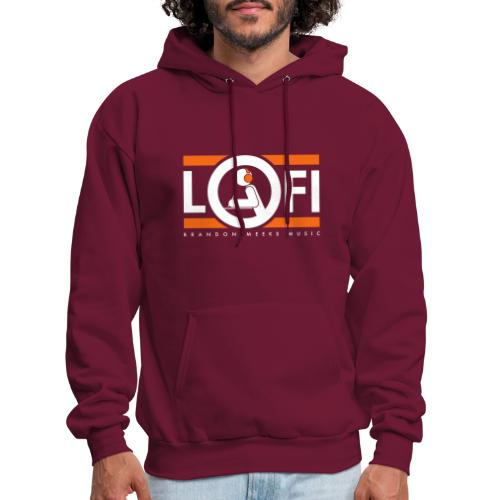 LOFI Orange - Men's Hoodie