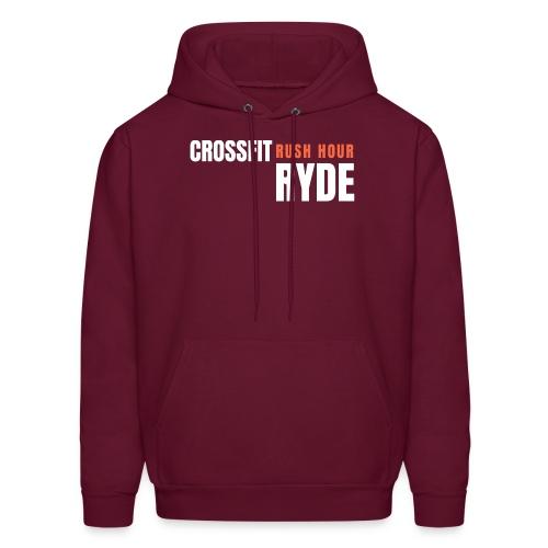 CrossFit Rush Hour Ryde - Standard Design - Men's Hoodie