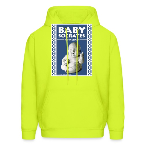 baby soc - Men's Hoodie