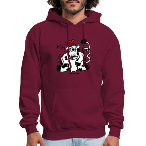 Unbridled Cow's Passion - Men's Hoodie
