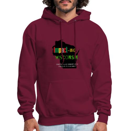 Impacting Wisconsin - Men's Hoodie