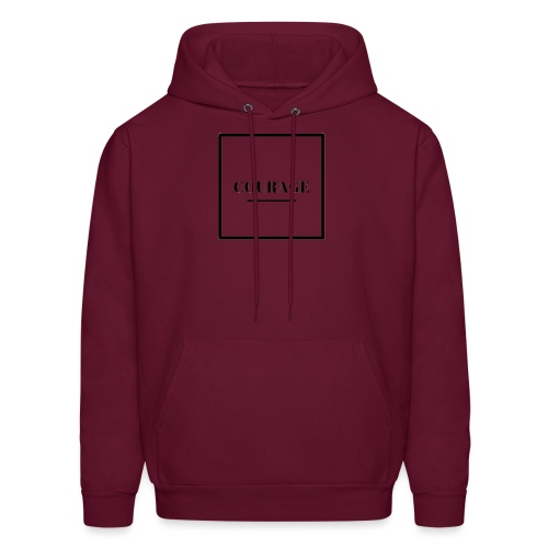 COURAGE - Men's Hoodie
