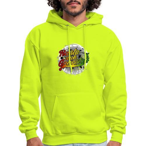 Rasta nuh Gangsta - Men's Hoodie