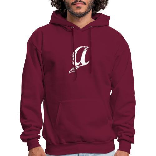 Already Logo White - Men's Hoodie