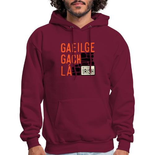 Bitesize Irish Merchandise - Men's Hoodie
