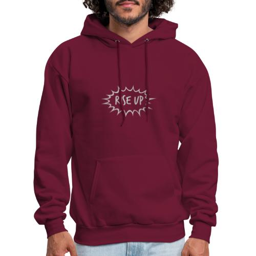 Rise Up and Be Proud - Men's Hoodie