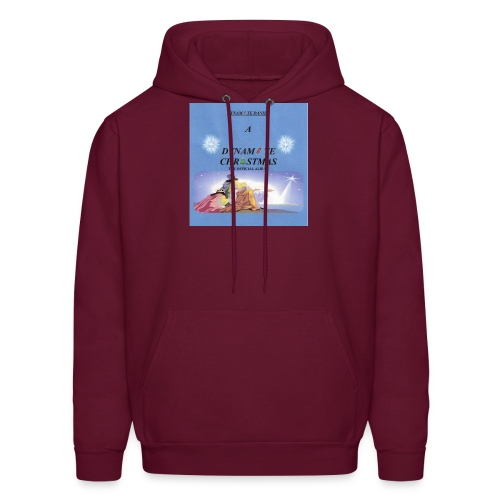 a dynamite christmasthe official album - Men's Hoodie