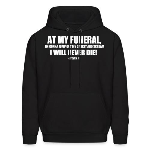 FUNERAL - Men's Hoodie