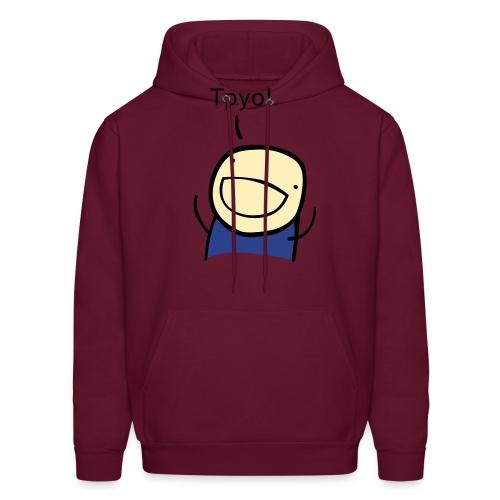 TPYO grammar spelling design - Men's Hoodie