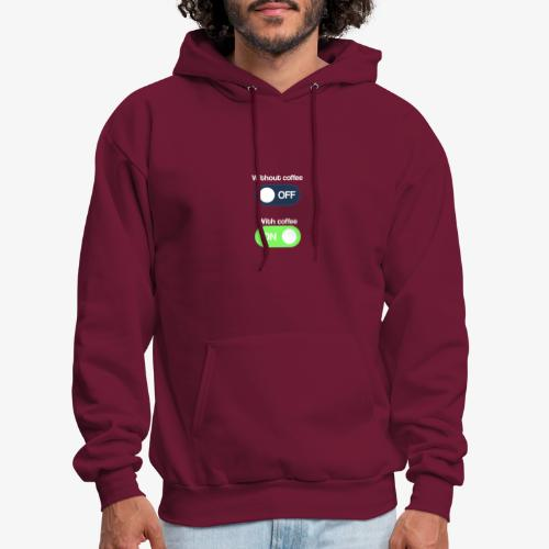 Coffee Lover T-Shirt - Men's Hoodie