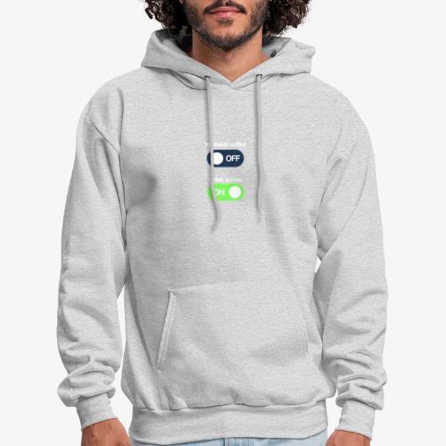 Coffee Lover T-Shirt - Men's Hoodie
