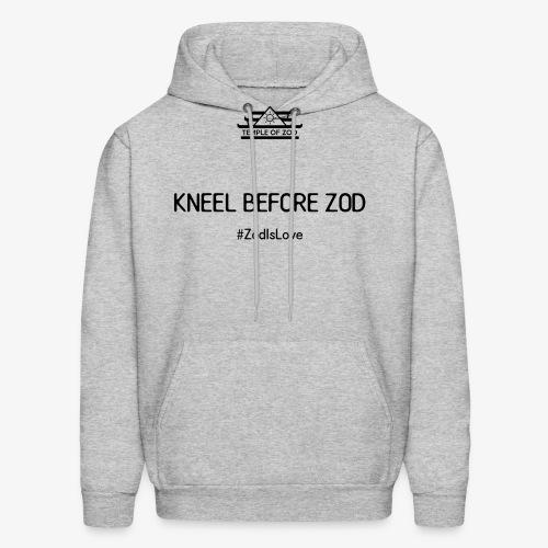 Kneel Before Zod - Men's Hoodie