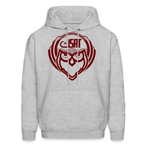 KSAT owl - Men's Hoodie