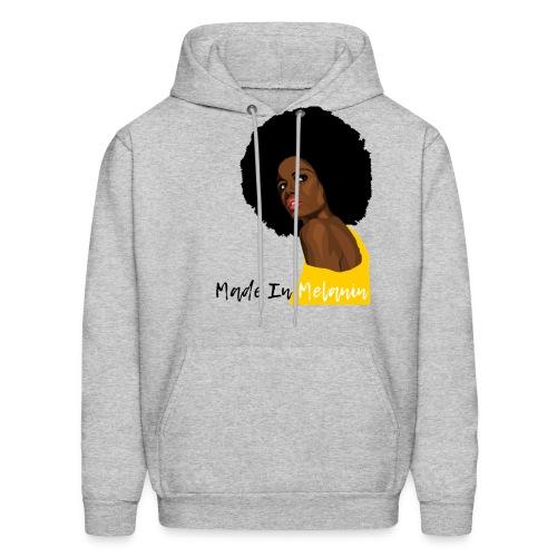 Made In Melanin - Men's Hoodie