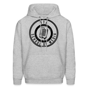 RTA School of Media Classic Look - Men's Hoodie