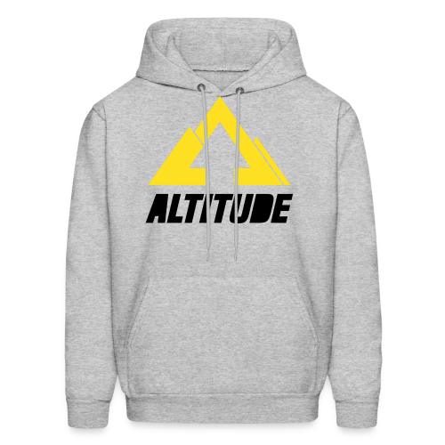 Empire Collection - Yellow 2 - Men's Hoodie