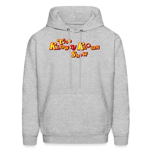 The Klowny Klown Show Logo - Men's Hoodie