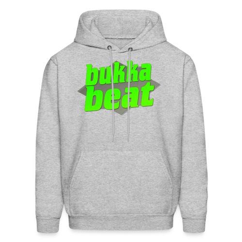 Bukka Beat Logo ( bukkabeat.com ) - Men's Hoodie