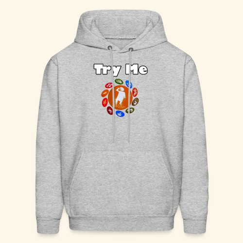 Try Me Limited Time Shirts - Men's Hoodie