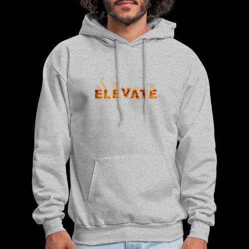 Flame Elevate - Men's Hoodie