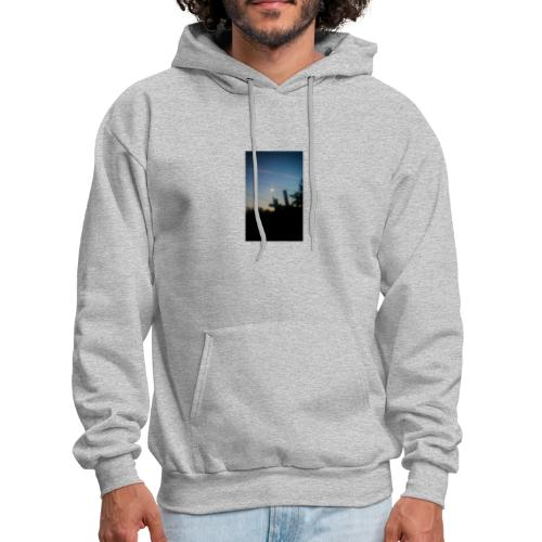 Pieced moon - Men's Hoodie