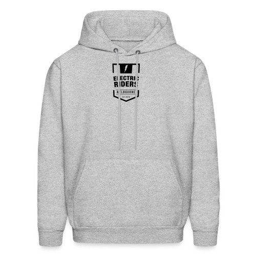 Electric Riders Melbourne - Logo Small Black - Men's Hoodie