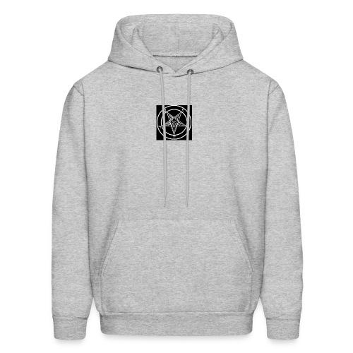 baphomet pentagram - Men's Hoodie
