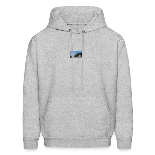 SHE'S MY DAUGHTER - Men's Hoodie