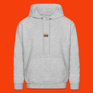 monster jack logo - Men's Hoodie