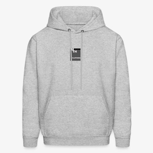mth clothing co best in black - Men's Hoodie