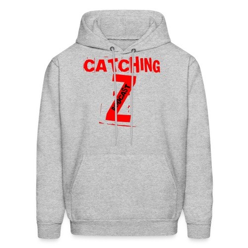 Catching Z Official Logo - Men's Hoodie