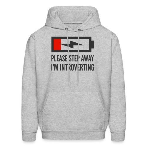 introverting - Men's Hoodie