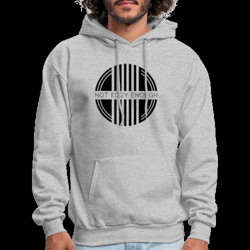 Black logo - Men's Hoodie