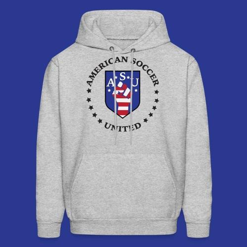 American Soccer United - Men's Hoodie