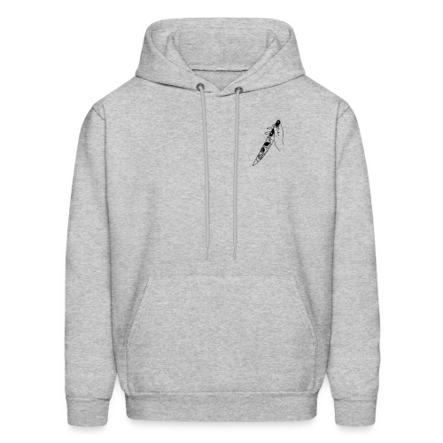 Reflection of death - Men's Hoodie