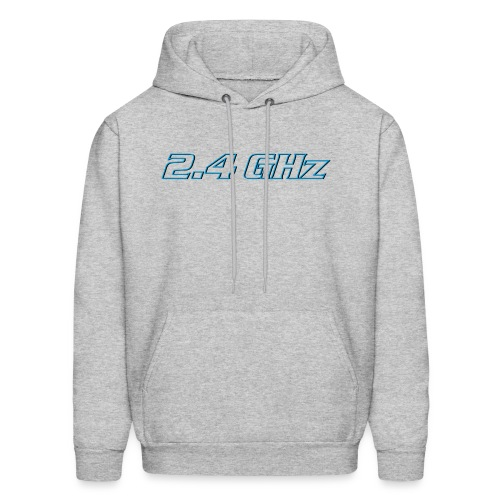 2.4 GHz - RC addicted - Men's Hoodie