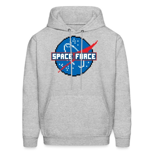 Space Force - Men's Hoodie