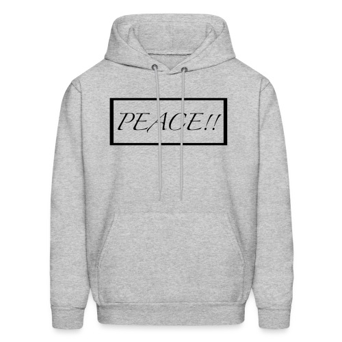 PEACE!! merch - Men's Hoodie