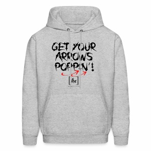 Get Your Arrows Poppin'! [fbt] - Men's Hoodie