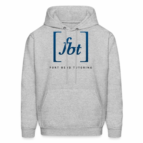 Fort Bend Tutoring Logo [fbt] - Men's Hoodie
