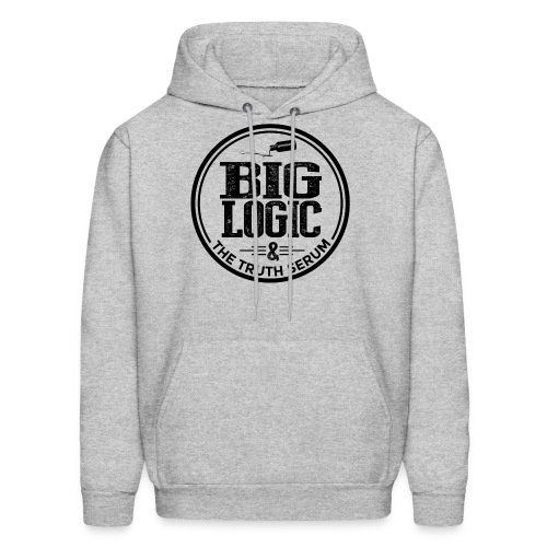 Big Logic & The Truth Serum - Men's Hoodie
