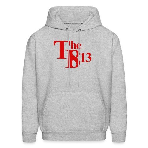 TBisthe813 RED - Men's Hoodie