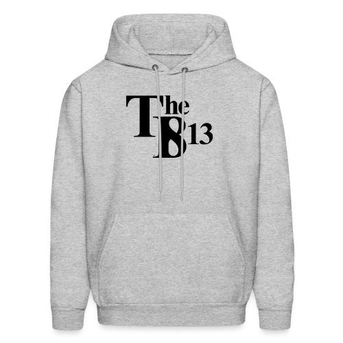 TBisthe813 BLACK - Men's Hoodie