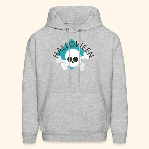 Halloween Skull2 - Men's Hoodie
