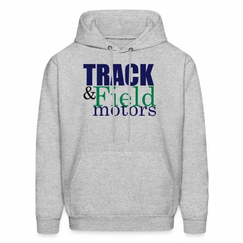 Track & Field Logo - Men's Hoodie